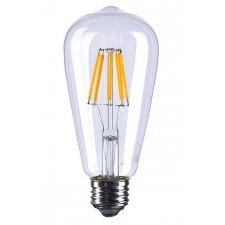 Dekoratívna žiarovka: Edison Retro 6W