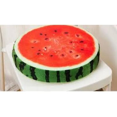 Dekoratívny vankúš červený melón