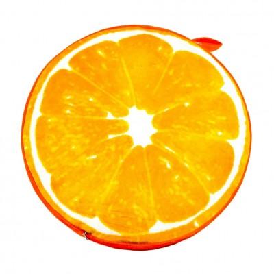 Dekoratívny vankúš pomaranč