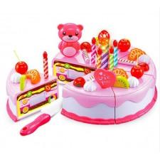 Detská kuchynka – Narodeniny – Rúžová - 38 častí