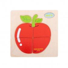 Detské puzzle: Jablko