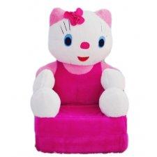 Detské rozkladacie kresielko 2v1 - Kitty