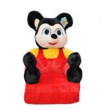 Detské rozkladacie kresielko 2v1 - Mickey