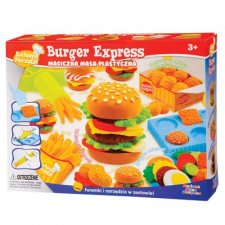 Detský fast-food – Burger Express