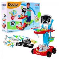 Detský lekársky vozík + Röntgen