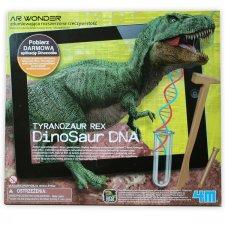 Dinosauria DNA – Tyranosaurus Rex