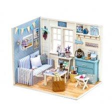 DIY drevený domček pre bábiky – 3016