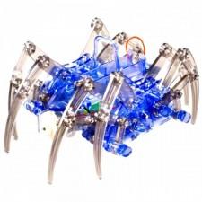 DIY Robot – Riadený pavúk