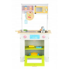 Drevená detská kuchynka - modern