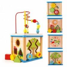 Drevená vzdelávacia hračka