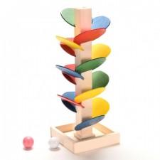 Drevené bloky – vzdelávacia hračka