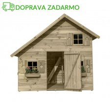 Drevený záhradný domček pre deti AMELIA
