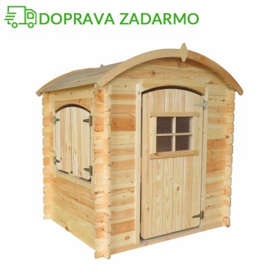 Drevený záhradný domček pre deti ANNA