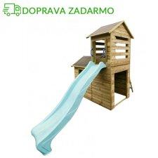 Drevený záhradný domček pre deti ROBERT