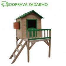 Drevený záhradný domček pre deti SOFIA