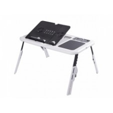 E-table – Stolík pod notebook s chladením