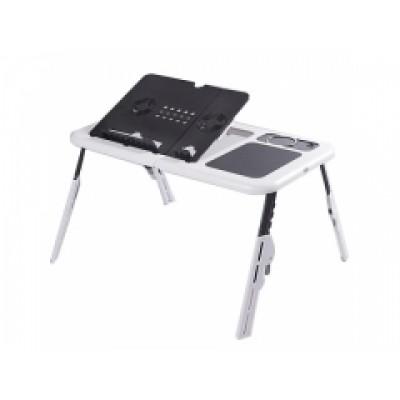 E-table – Stolík pod notebook s chladením