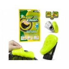 Elastický čistič na odstraňovanie prachu