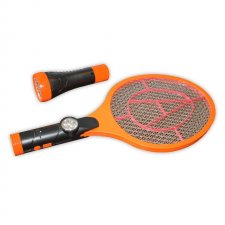 Elektrická mucholapka – oranžová