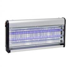 Elektrický lapač hmyzu - 2x18 W - kovový - IKM 150
