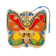 Magnetický motýľ