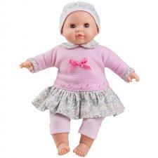 Bábätko Amy v ružovom 36cm