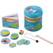 Rybačka - hra v plechovke