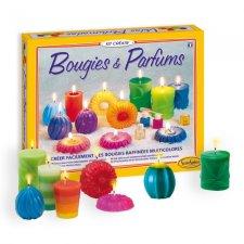Vyrob si parfumované sviečky