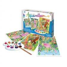 Aquarellum Exotické zvieratá