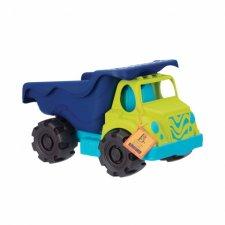 Nákladné auto s vyklápačom
