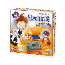 Vedecký set Elektrina