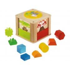 Box na triedenie tvarov ZOO