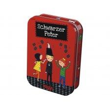 Čierny Peter - kartová hra v plechovke