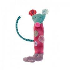 Hrkálka Myška pásikavá