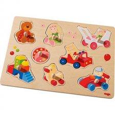 Vkladacie puzzle Moje prvé hračky
