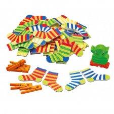 Hra Triedenie ponožiek