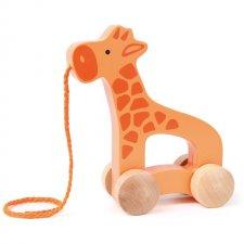 Žirafa na ťahanie a tlačenie