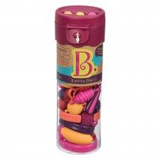 MINI Beauty Pops korálky fialové