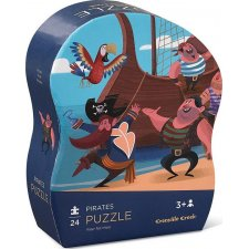 Puzzle Piráti 24ks