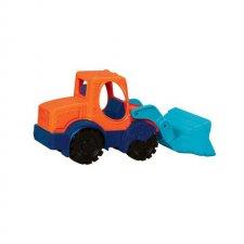 MINI buldozér oranžový