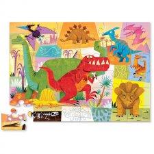 Puzzle Dinosaurus 36 ks