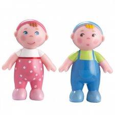 Little Friends Bábätká Marie a Max