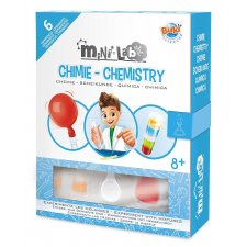 Vedecký set Chémia mini