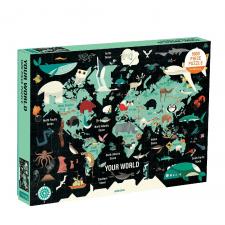 Puzzle Svet 1000ks