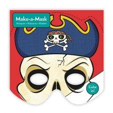 Urob si masku Piráti