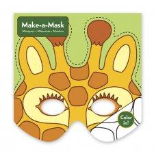 Urob si masku Zvieratá džungle