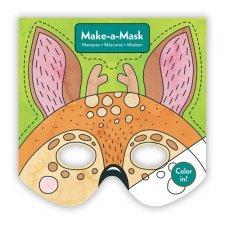 Urob si masku Divé zvieratá