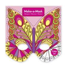 Urob si masku Motýle