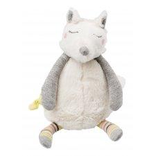 Hudobný psík Dodos biely