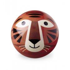 Lopta Tiger 10cm